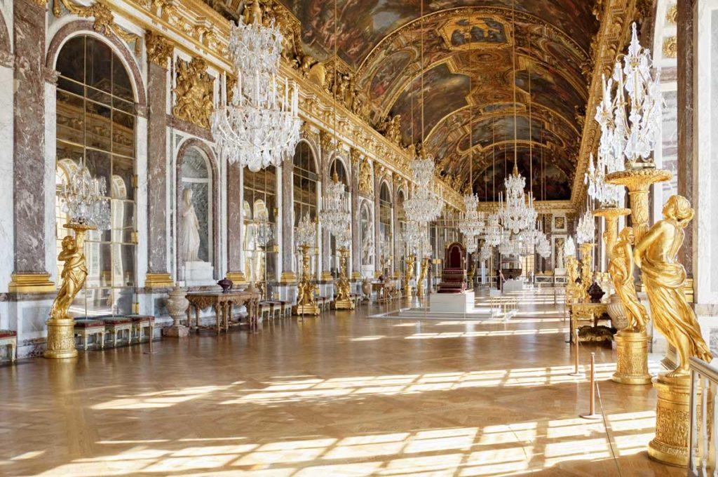 Autocar - Chateau de Versailles