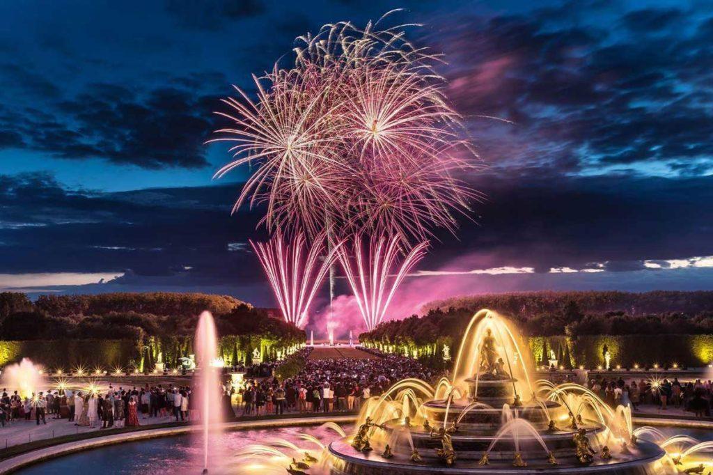 Autocar - Grandes eaux Versailles