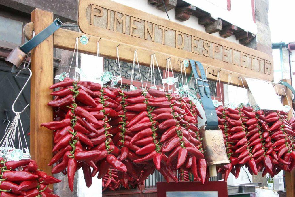 Autocar - Pays basque pour la Fête du piment