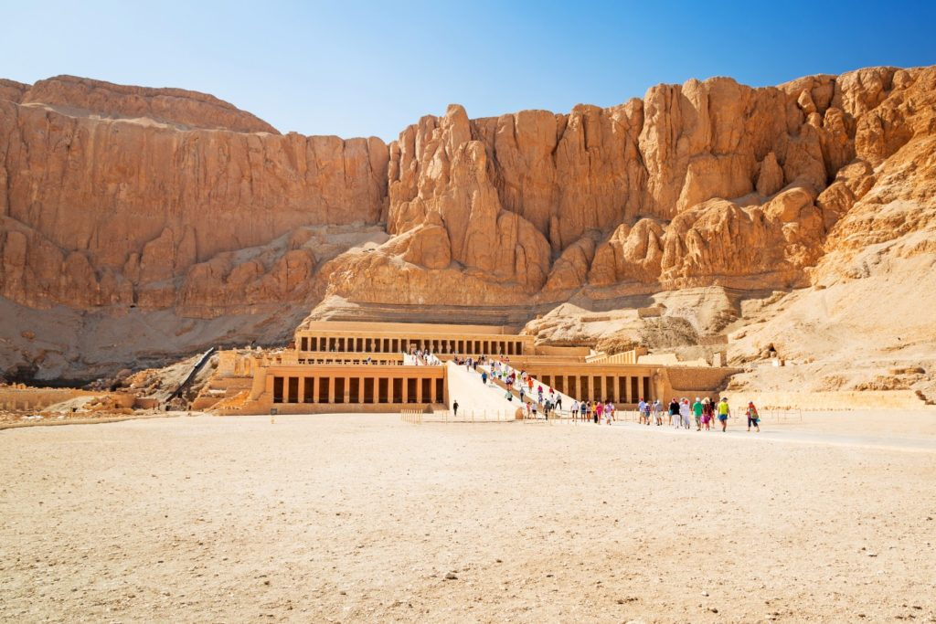 Circuit voyage en Egypte