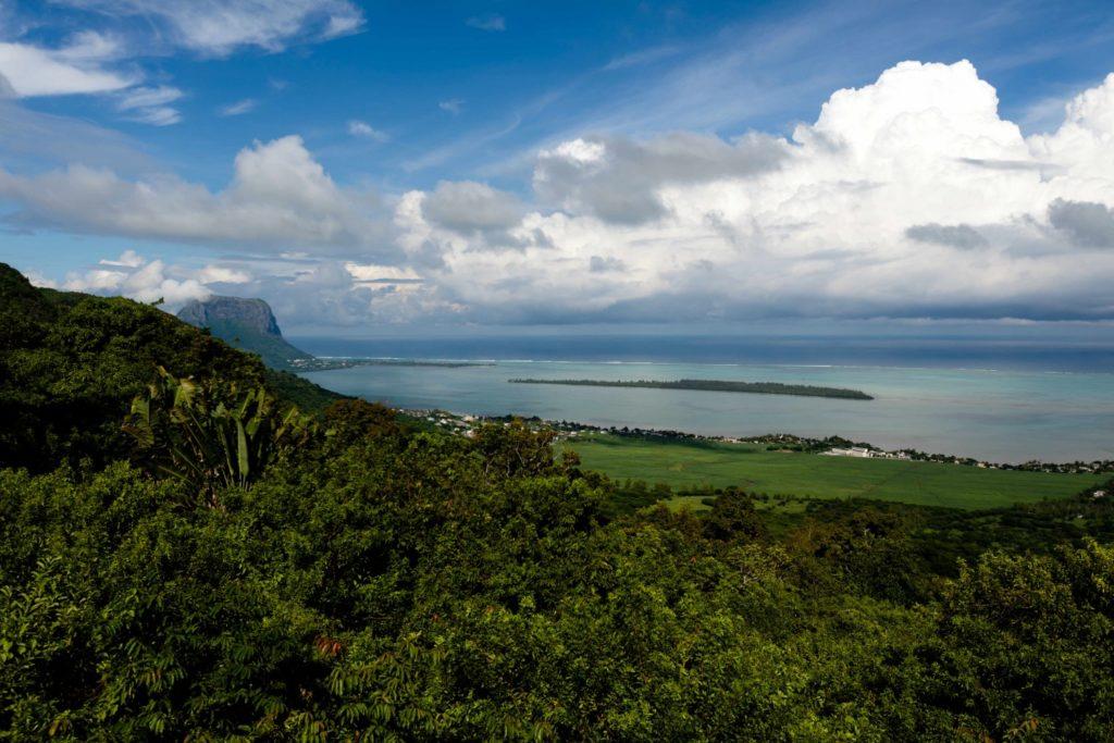 Voyage de noces à l'Ile Maurice