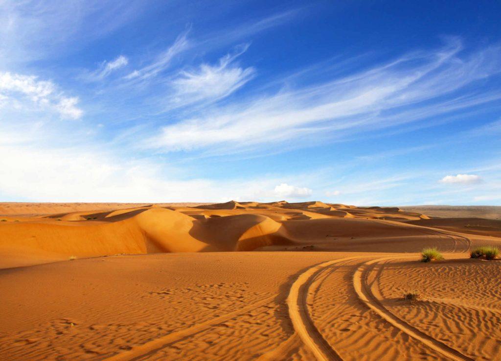 Voyage de noces à Oman