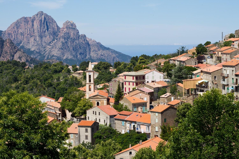 Voyage Road trip en Corse
