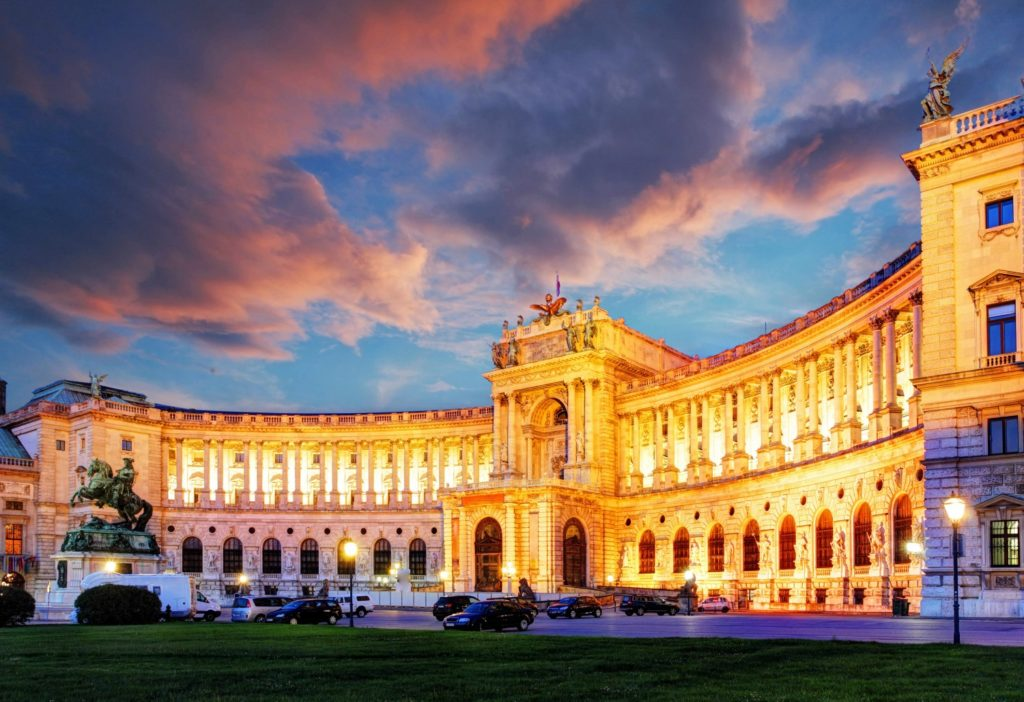 Weekend en Autriche à Vienne