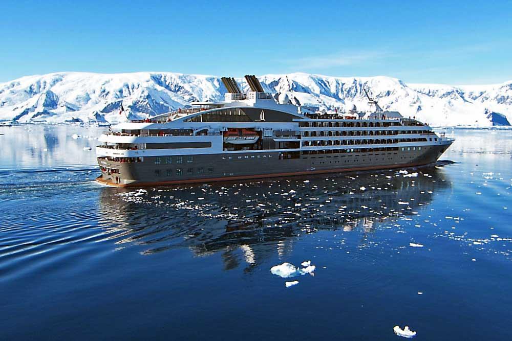 Croisière en Antartique : le Boreal