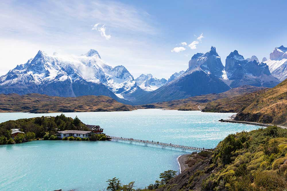 Croisière en Patagonie : paysages