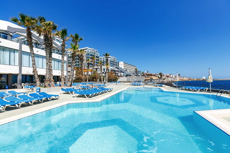 Séjour Malte : Hôtel Seashells