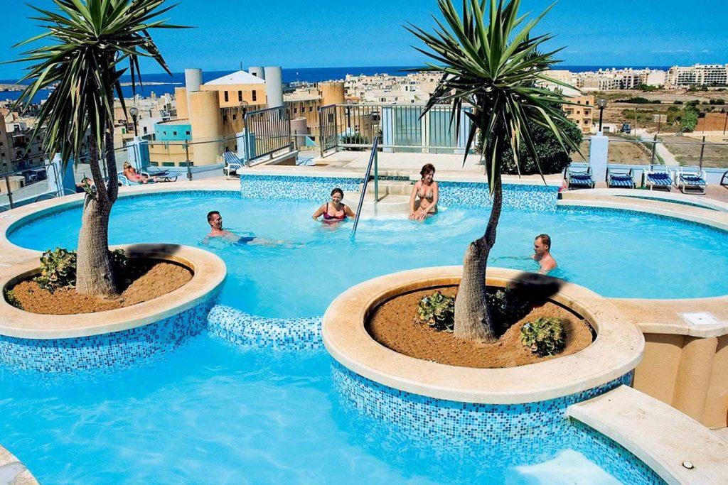 Séjour Malte : Hôtel Sunflower