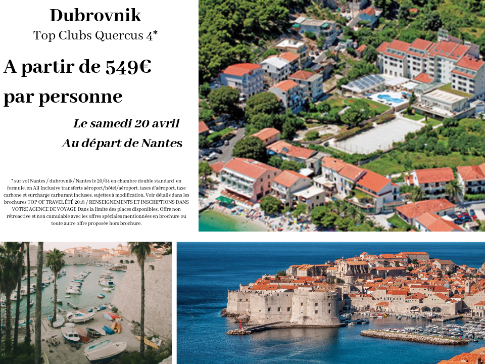 Dubrovnik Top Clubs Quercus 4*